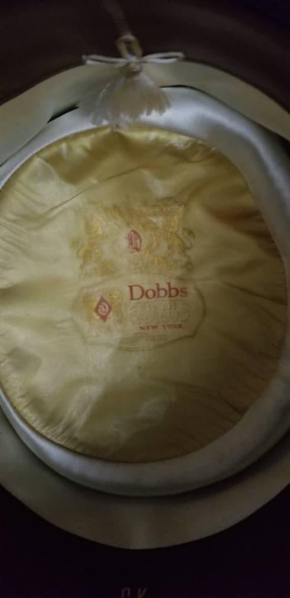 Vintage Dobbs Fifth Avenue of New York Fur Felt P… - image 10