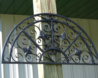 Architecture,Architectural,Decor, Home Decor, Wrought Iron, Wall Decoration,Decoration, Wall Hanging, Interior Decor, Outside Decoration