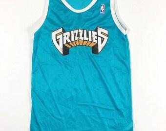 47a5ef02dce vintage memphis grizzlies jersey