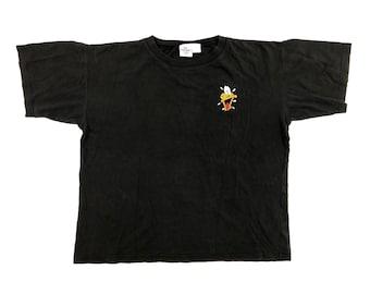 3f905ad97 90s Cartoon T shirt / Vintage Looney Tunes T Shirt / 90s Daffy Duck T Shirt  / 90s T Shirt Cartoon Looney Tunes Daffy Duck