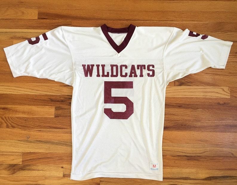 5e162501689 90s CHAMPION Jersey / Vintage High School Football Jersey /   Etsy