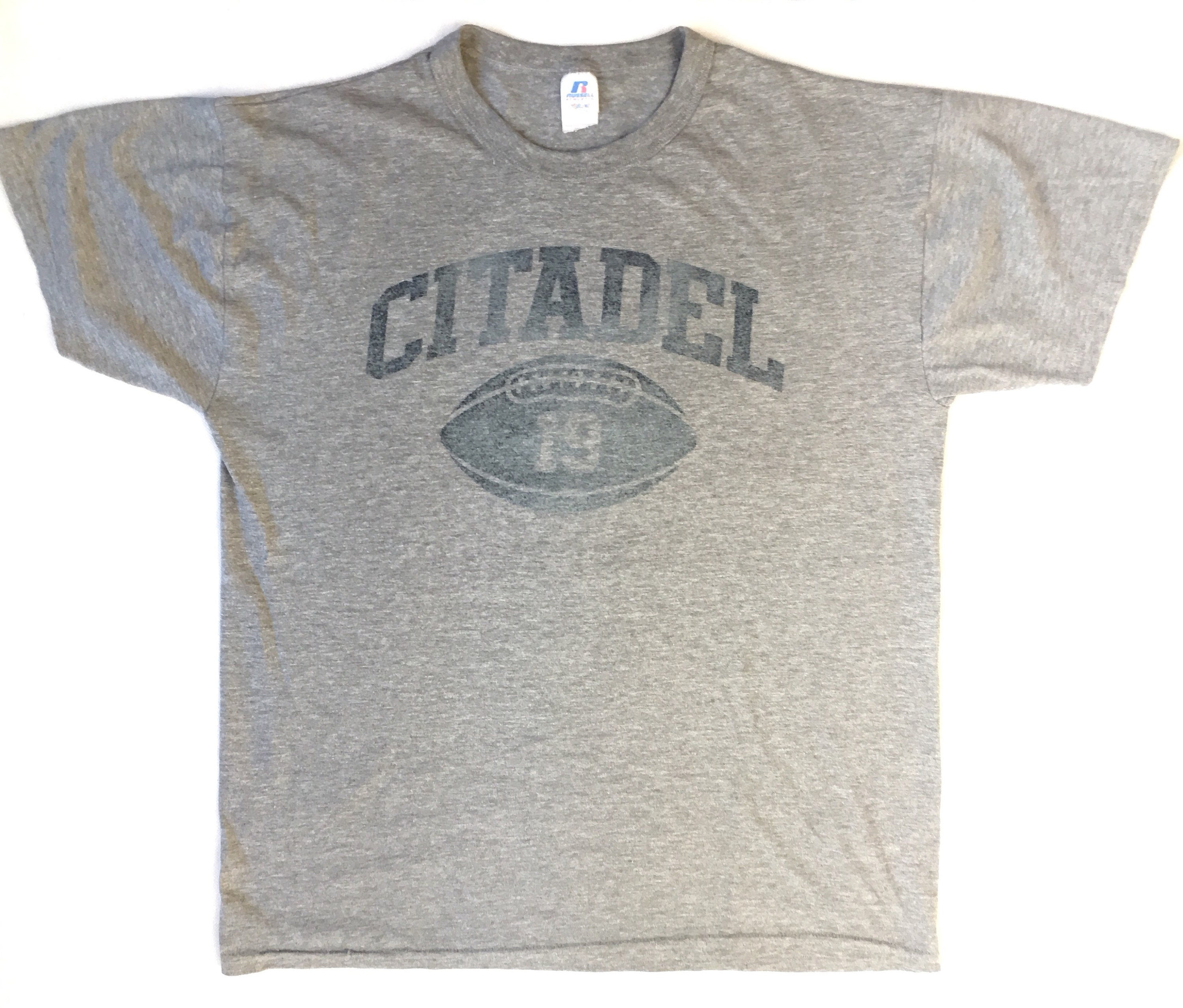 FOOTBALL Russell Crewneck Sweatshirt