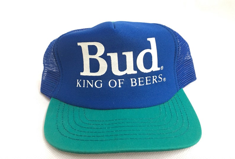 3938d96f 90s Snapback Budweiser Hat 90s Snapback Hat Budweiser | Etsy
