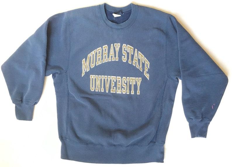 e0e22325 90s Murray State Vintage Sweatshirt / Champion Reverse Weave | Etsy