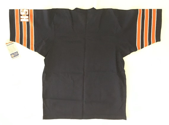 huge selection of b8281 67fe4 Chicago Bears Jersey McGregor Sandknit Authentic Chicago Bears Blank Jersey  Deadstock Sand Knit New With Tags NWT