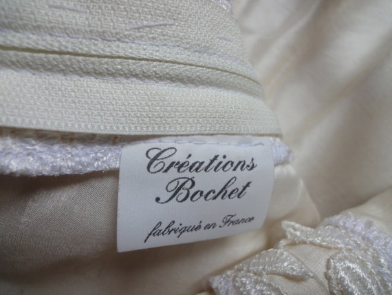 FRENCH WEDDING GOWN - image 4