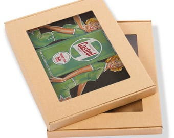 Add a Gift Box to Your Order, Boxe with Lid,
