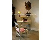 FOR SALE Exquisite George III Style Bonhuer De Jour Ladies Writing Table