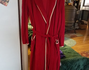 c508b10c21 Retro Mens Robe 70s Era Size XL