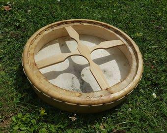 Shaman Drum , reindeer skin , 40cm diameter