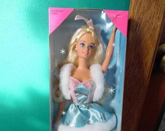 Mattel Skating Star Barbie Doll Blonde Hair