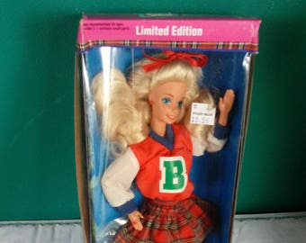 Mattel Back to school Barbie Doll Limited Edition Barbie Doll