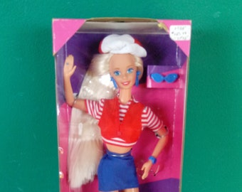 Mattel 1994 Me and My Mustang Barbie Doll Vintage Barbie Doll