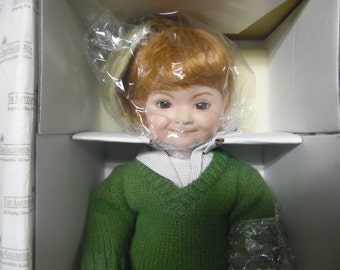 Edwin M. Knowles doll named Snips and Snails