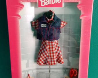 Mattel Vintage Fashion Avenue Vintage Barbie Clothes Fashion Jeans