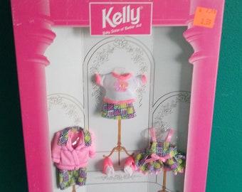 Mattel Vintage Fashion Avenue Vintage Kelly Clothes