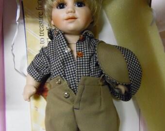 Franklin Mint Buddy Boy doll