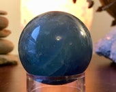 Beautiful Fluorite Sphere...