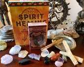 Shamanism book card and c...