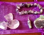 Seven Chakra healing crys...