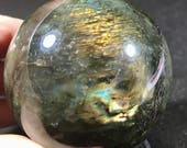 Luminescent Labradorite S...