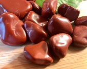 Tumbled Red Jasper Stones Set with Gift Bag and Note