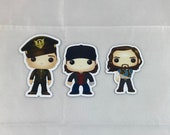Custom Funko Pop! Magnets of Bucky Barnes