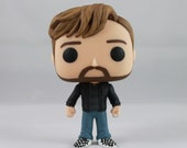 Custom Funko Pop! of LOST's Charlie Pace