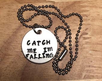 Catch Me Im Falling Charm
