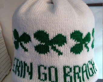 ddbdb70d59783c Irish hat Erin Go Bragh