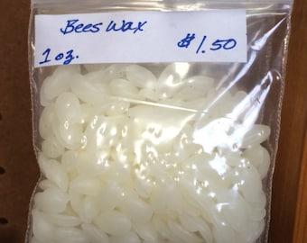 1 ounce Beeswax