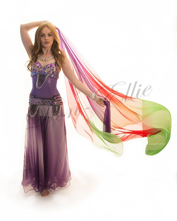 18445f6b68 Under Bust Belly Dance Body Stocking