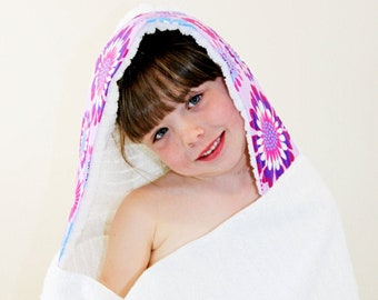 Hooded Towel, Personalized Gift, Daughter Gift