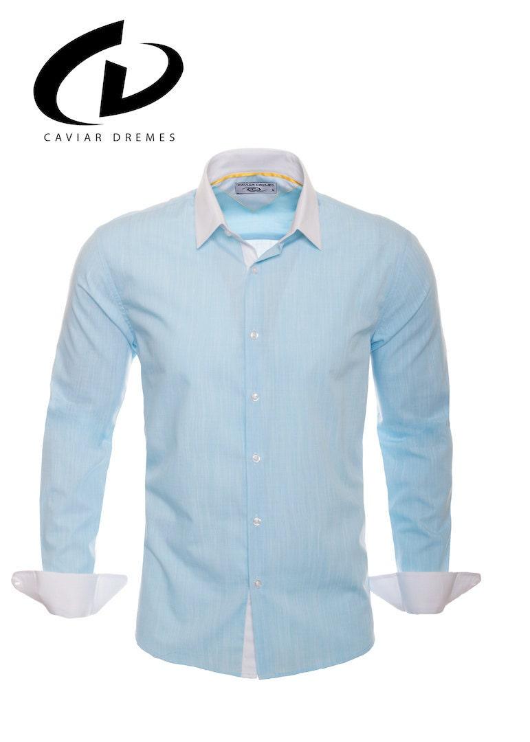 New Mens Caviar Dremes Long Sleeve Button Down Dress Shirt Etsy