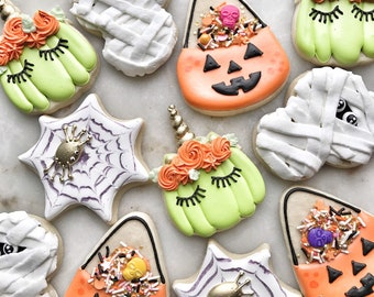 Halloween Assorted One Dozen