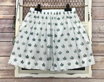 Girls Gathered Skirt