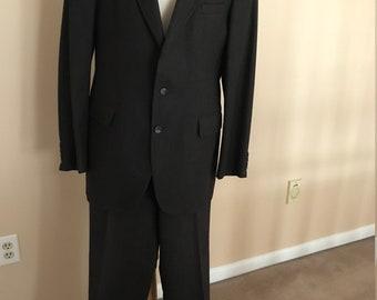 15d62bfad3e Vintage 1990s Evan Picone Mens Suit