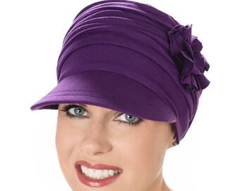 Florette Newsboy Hat  94e16fd22b50