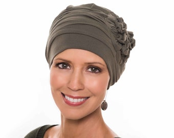 Cardani Cuddle Cloche Hat | Bamboo Hats for Cancer Patients | Chemo Hat