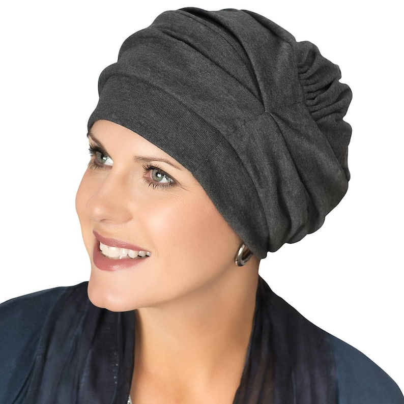 efa648b4320 100% Cotton Trinity Turbans 3 Way Head Covering for Women