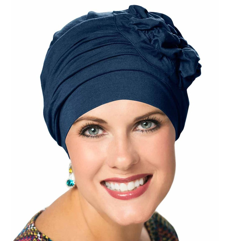 Cuddle Cloche Hat for Women Bamboo Hats Cancer Hats  5fc8a224c17e