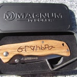 Personalized Pocket Knife Engraved in YOUR Handwriting, Grandfather Gift, Father's Day Gift, Gift for Dad, Custom Knife, Laser Engraved