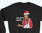 Will Smith Christmas Sweater.Items Similar To Fresh Prince Ugly Christmas Sweater Will