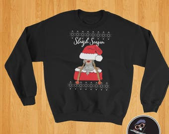 beyonce christmas jumper