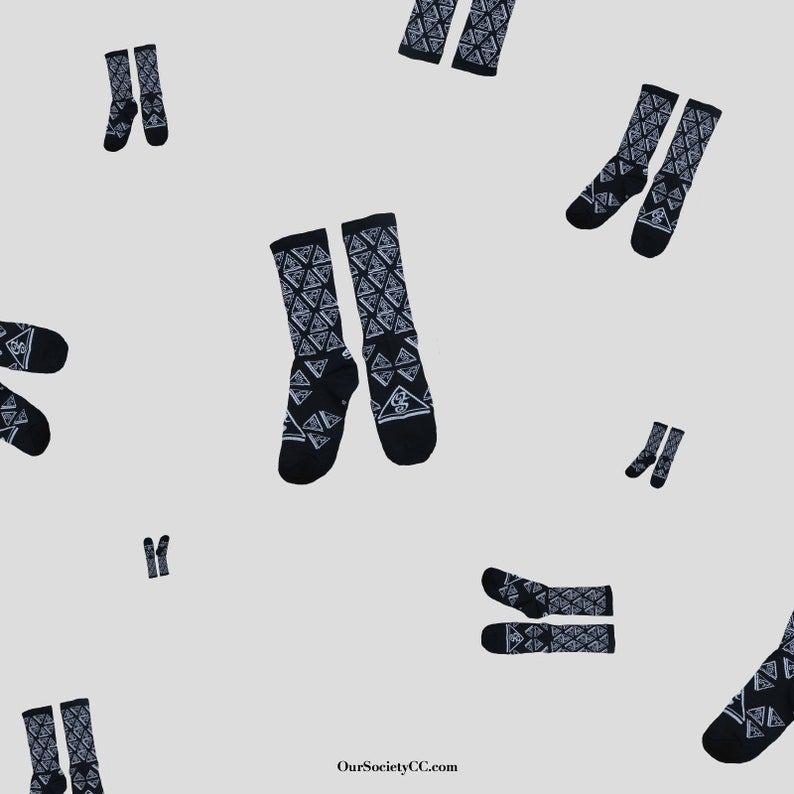 Socks by Our Society. image 0