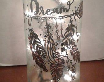 DREAM lighted bottle