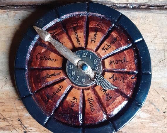 Wheel Of The Year Eternal Calendar