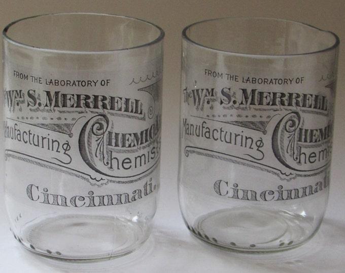 Chemist's Glass (pair)