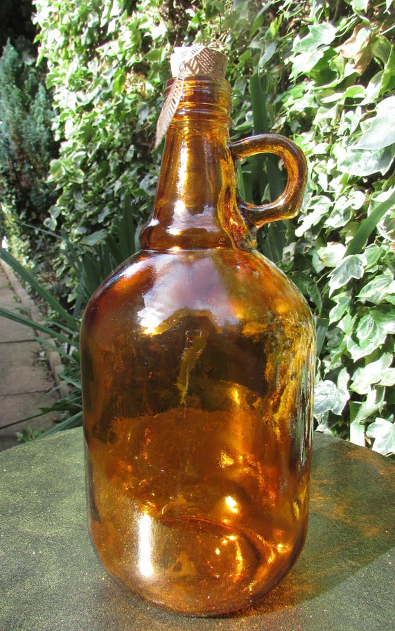 Autumn Fire Bottle