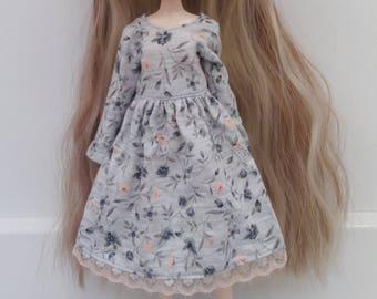 Lovely mori dress for pullip blythe azone momoko obitsu and similar dolls